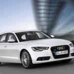 Audi A6 Avant 2012 года
