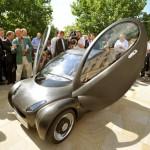 Riversimple Urban Car - английский водородный автомобиль