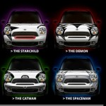 Mini Cooper Countryman Kiss Editions