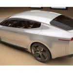 Concept Kia Sedan