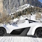 KTM X-Bow Montenergy