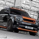 Range Rover Sport Project Kahn