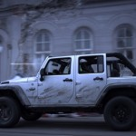 2012 Jeep Wrangler Call of Duty