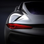 Infiniti Hybrid Sports Car