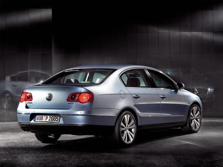 Volkswagen Passat  может похвастаться экономичностью и практичностью