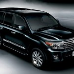 2012 Toyota Land Cruiser фото