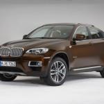 2013 BMW X6 фото