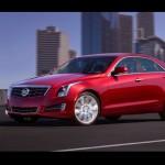 Cadillac смягчил свой бескомпромиссный стиль на протяжении многих лет, и все же ATS по-прежнему имеет квадратный вид седана по сравнению с большинством своих конкурентов