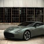 Первые серийные Aston Martin V12 Zagato будут дебютировать в середине февраля на dElegance Concours в Кувейте