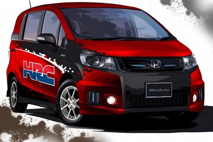 Honda Freed Spike (Хонда Фрид спайк) - Продажа
