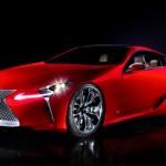 Lexus LF-LC фото
