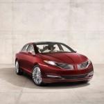 Lincoln MKZ Concept фото
