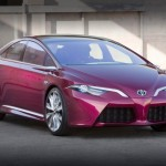 Toyota NS4 Plug-in Hybrid фото