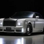 Wald устанавливает полный боди-кит на Rolls-Royce Phantom Drophead Coupe
