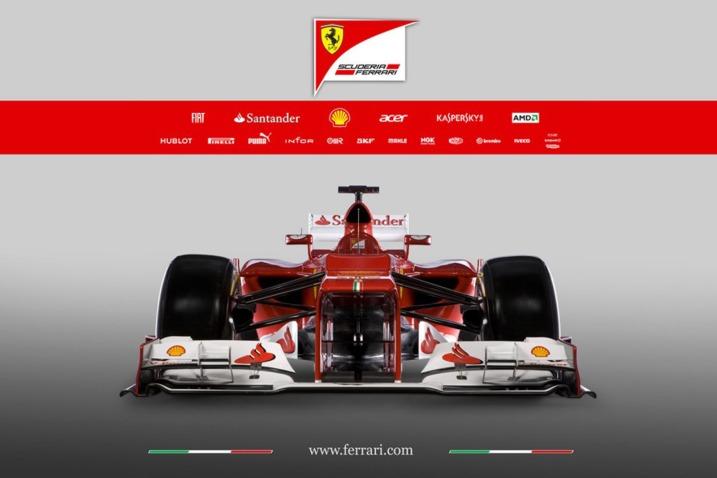Как и у его конкурентов, изменения на гоночном автомобиле Ferrari F1 носят, в основном, эволюционный характер