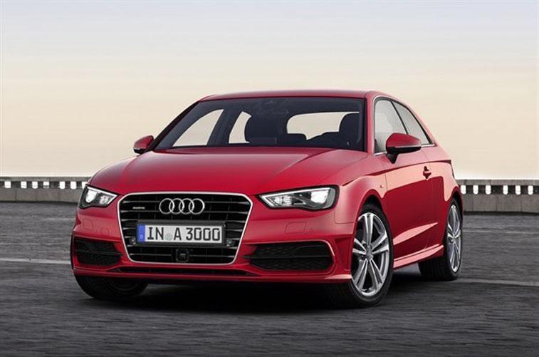 Автомобиль Audi A3 нового поколения скоро поступит в продажу