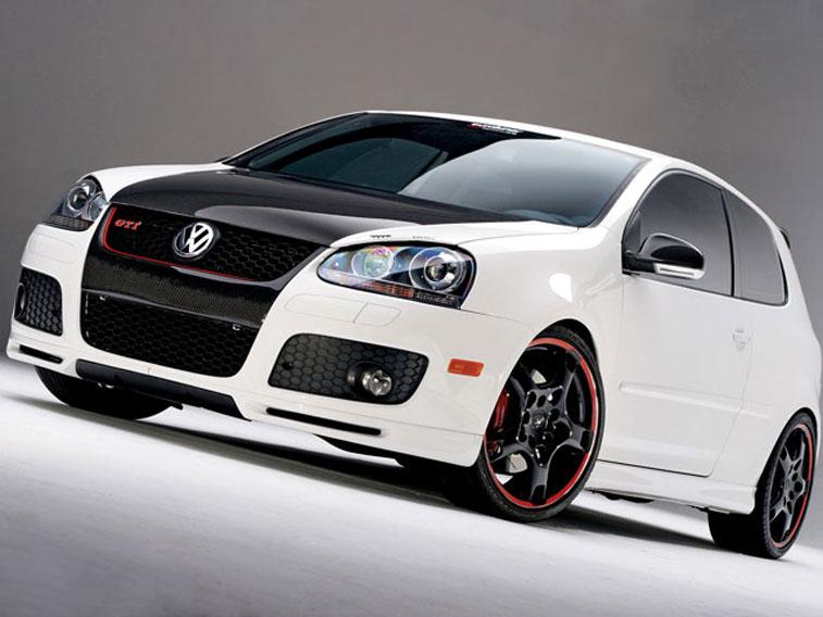 Volkswagen Golf был протюнингован на 12 900 евро