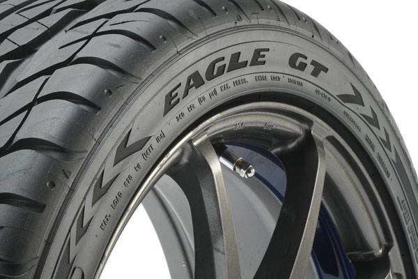 goodyear eagle gt: