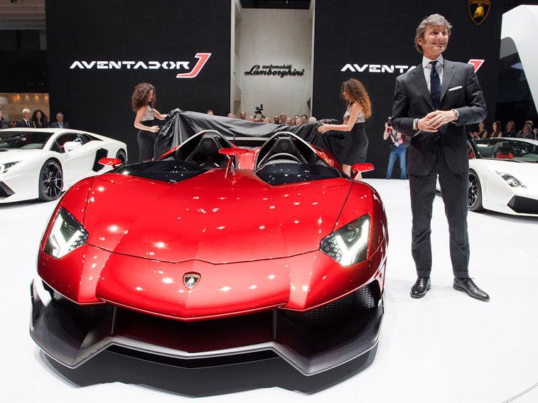 Lamborghini Aventador снова можно будет купить в России