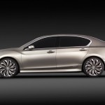 Acura RLX Concept фото