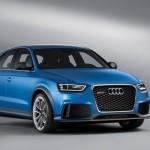 Audi RS Q3 Concept фото