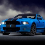 Ford Mustang Shelby GT500 2013 фото