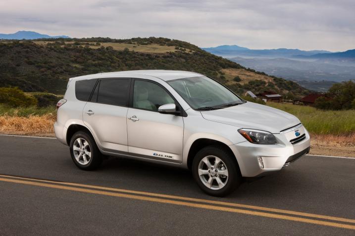 Toyota  Rav  4  2013 представят осенью  Автомобили и тюнинг на АвтоТюни.