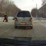 Добрые поступки на дорогах