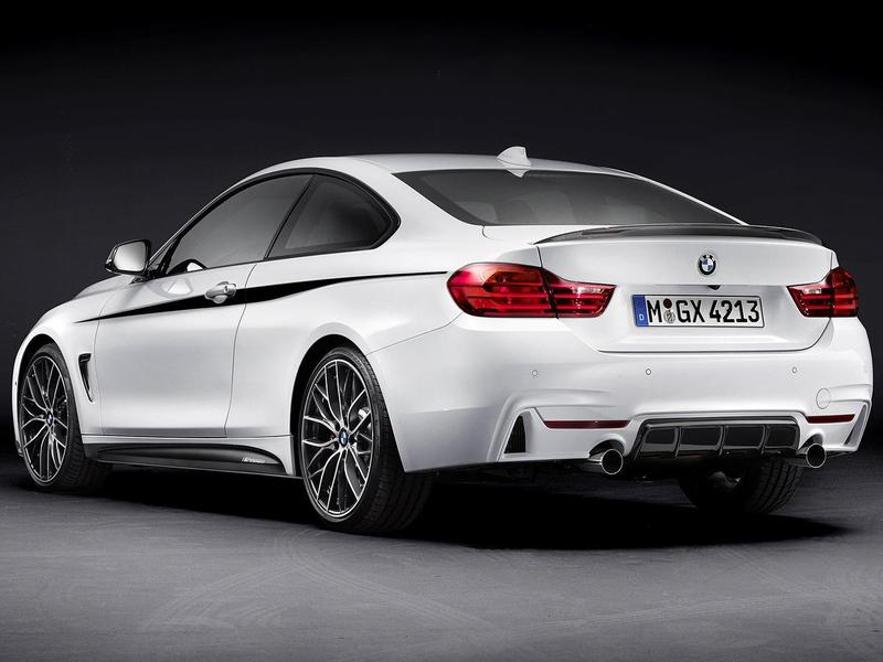 Фото BMW 4 Series M Performance
