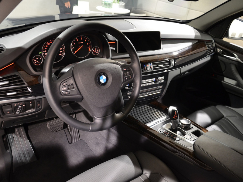 Фото BMW X5 Security Plus