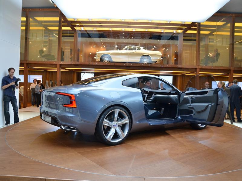 Фото Volvo Coupe