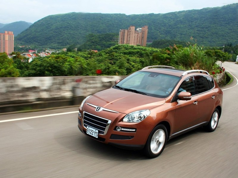 Luxgen7 SUV