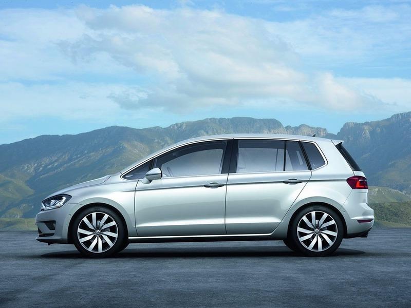 Volkswagen Sportsvan Concept