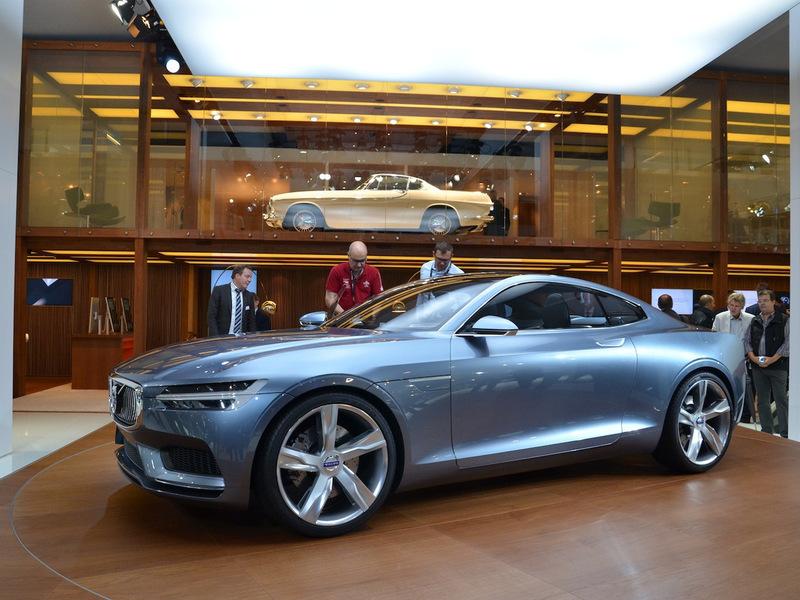 Volvo Coupe