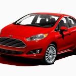 Седан Ford Fiesta