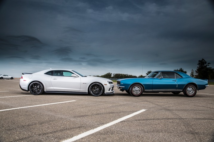 Фото Chevrolet Camaro Z28