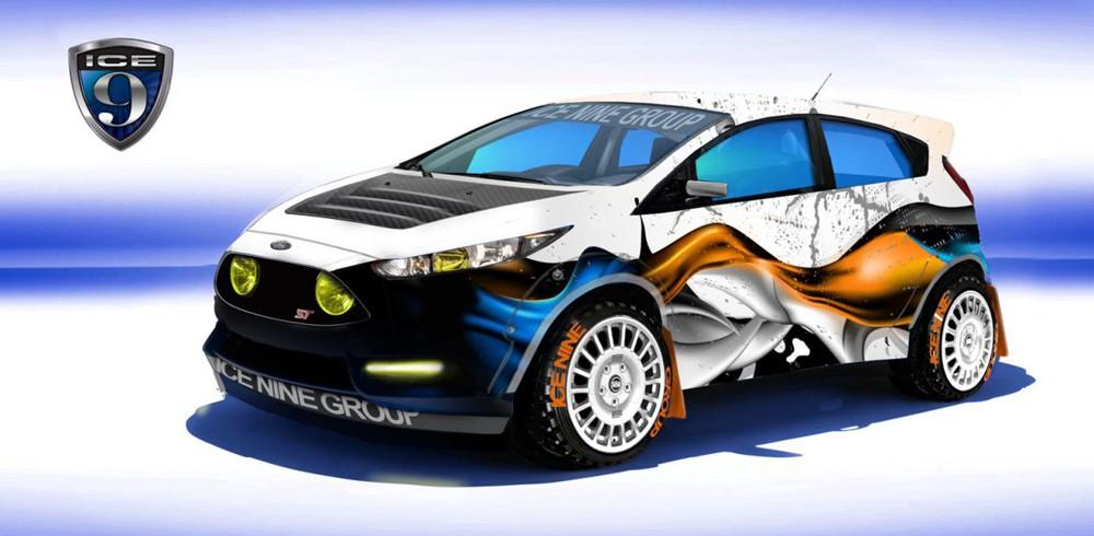 Фото Ford Fiesta тюнинг