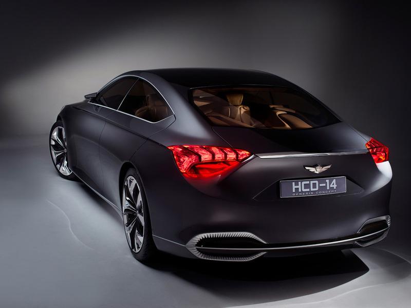 Фото Hyundai Genesis