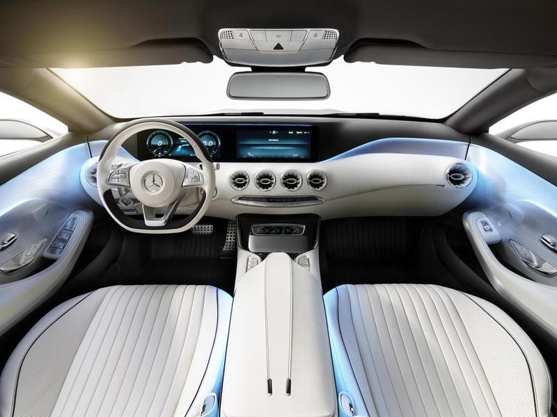 Фото Mercedes S-Сlass Coupe