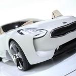 Kia GT Coupe