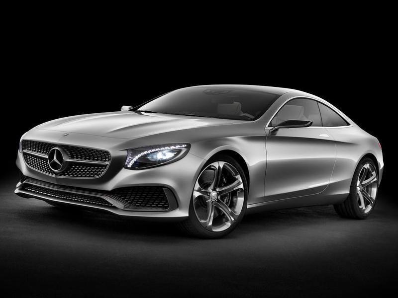 Mercedes S-Сlass Coupe