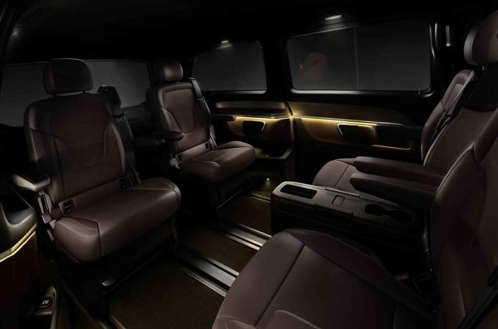 Mercedes V-Class фото