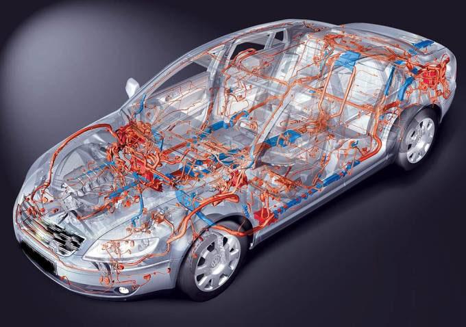 Ремонт электрики автомобиля