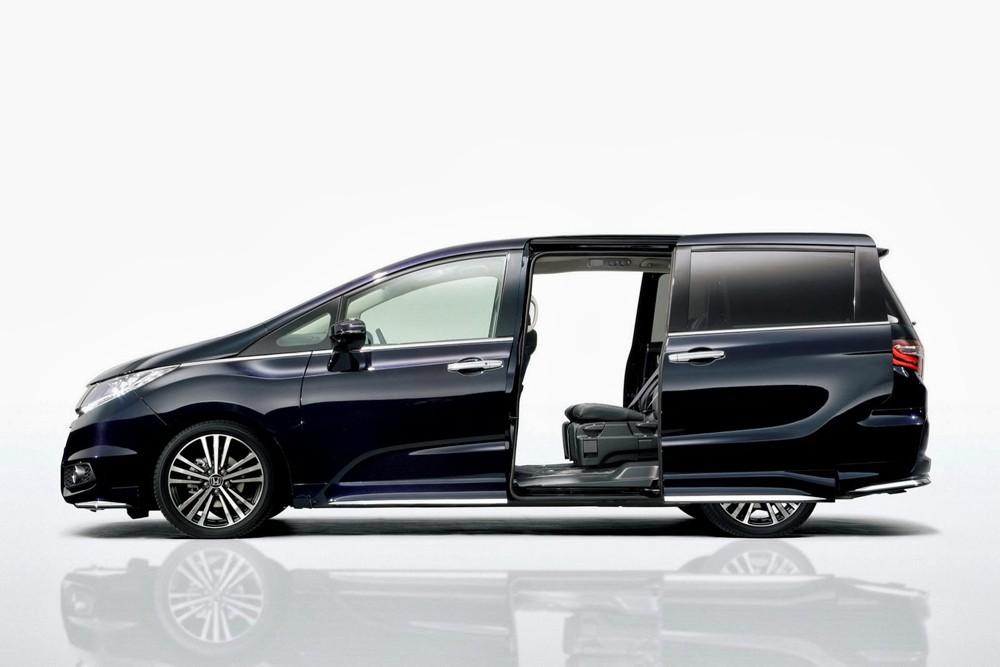 Honda Odyssey фото
