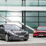 Mercedes S 65 AMG и SLS AMG GT Final Edition