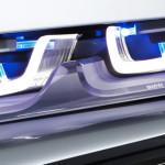 Лазерные фары от BMW – эффективность и экономичность
