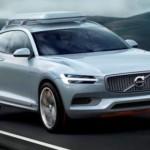 Концепт будущего кроссовера Volvo XC90