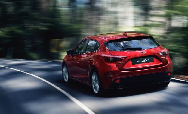 Новый хэтчбек Mazda 3