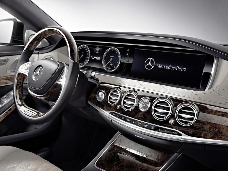 Фото Mercedes-Benz S 600