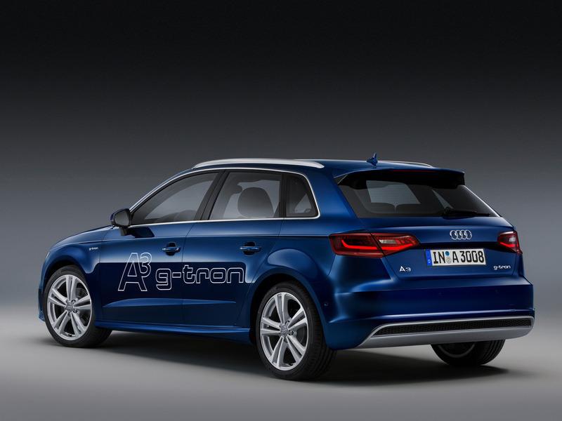 Новая Audi